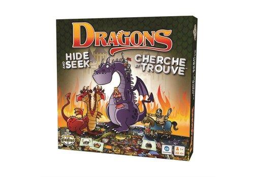 Cherche et trouve Chevaliers et Dragons