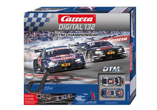 carrera Piste de course DTM Championship