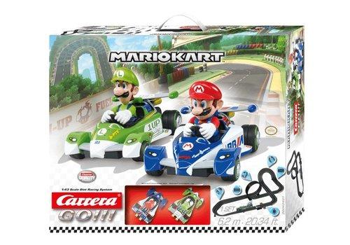 carrera Mario Kart téléguidé