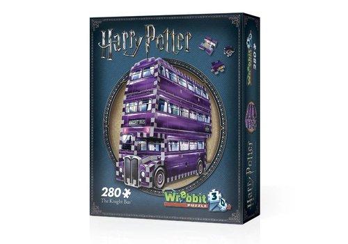 wrebbit Casse-tête 3D Harry Potter Le magicobus