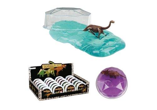 Dinosaur Fossil putty