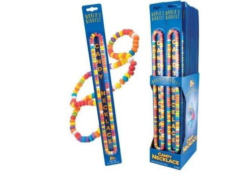 World's Biggest Candy Necklace