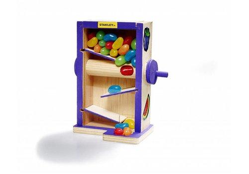 Stanley Jr Stanley Jr. Distributrice de bonbons à construire