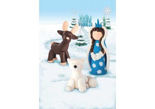 fimo Fimo Kids Princesse des neiges 168g