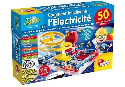comment foctionne l'électricité