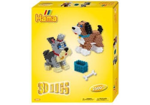 Boîte cadeau Hama chien
