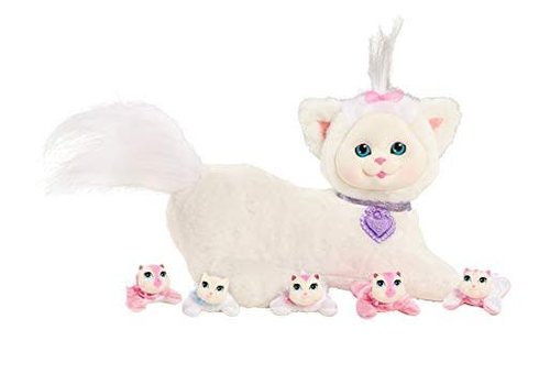 just play KITTY SURPRISE PLUSH