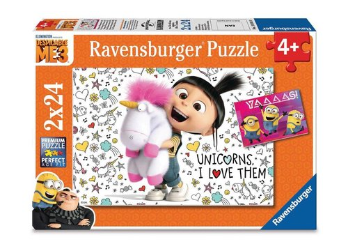 Ravensburger Agnes and the Minions