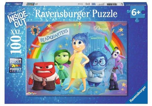 Ravensburger Émotions mitigées (100 pc Puzzle)