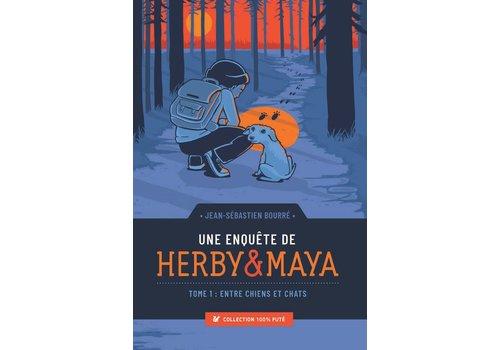 Une enquête de Herby & Maya