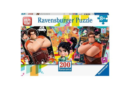 Ravensburger Wreck it Ralph 2- 200 pc puzzle