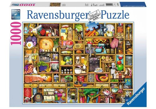 Ravensburger Kitchen Cupboard (1000 pc Puzzle)