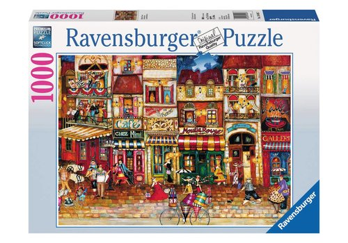 Ravensburger Streets of France