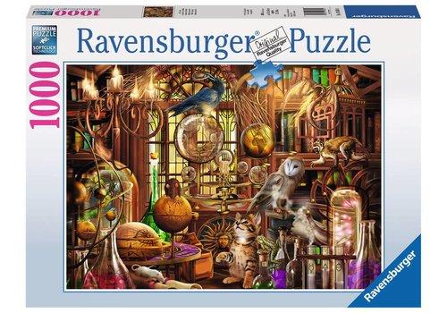 Ravensburger Le laboratoire de Merlin