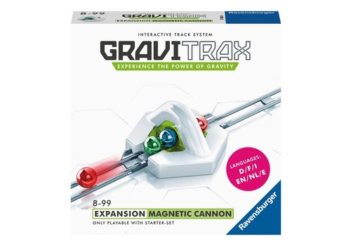 Ravensburger GraviTrax: Magnetic Cannon