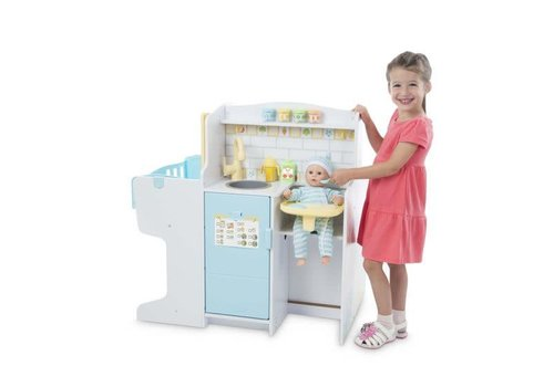 Melissa & Doug Doll Care Play Center