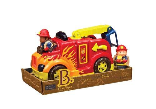 Battat / B brand Camion de pompier Fire Flyer Rrrroll Models