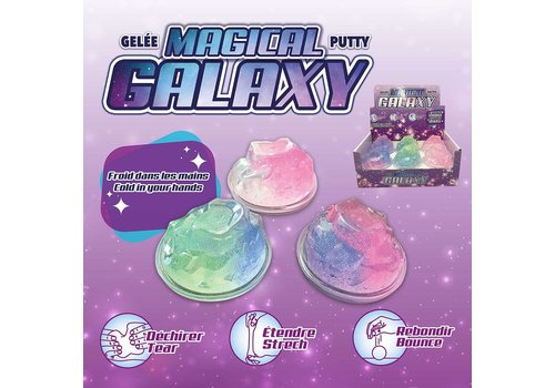 gelée galaxie magique