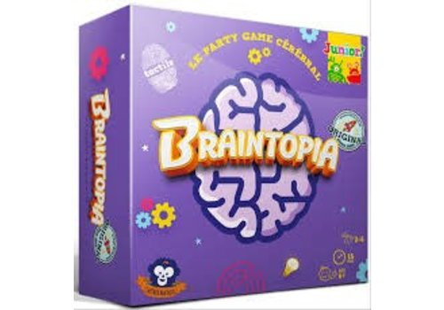 CAPITAINE MACAQUE Braintopia Jr