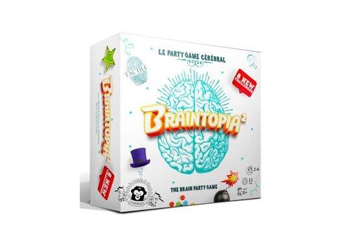 CAPITAINE MACAQUE Braintopia 2
