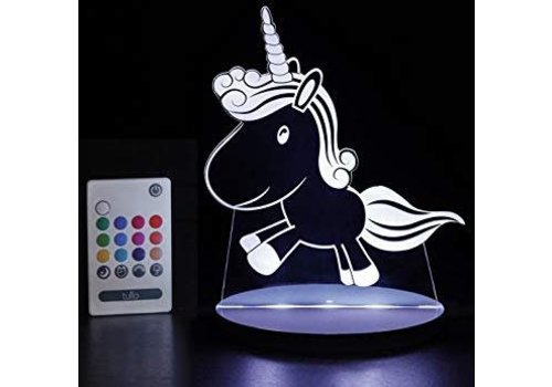 Next Generation Distributors Inc. Tulio Lampe de nuit Licorne