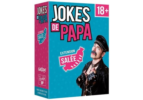 Jokes de papa - Extension salé