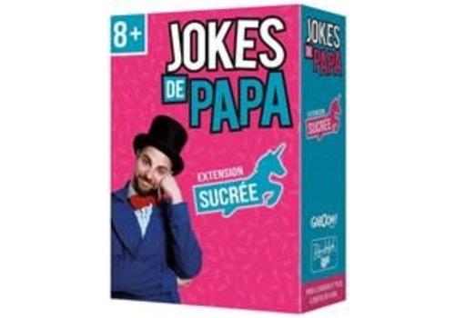 Jokes de papa - Extension sucré