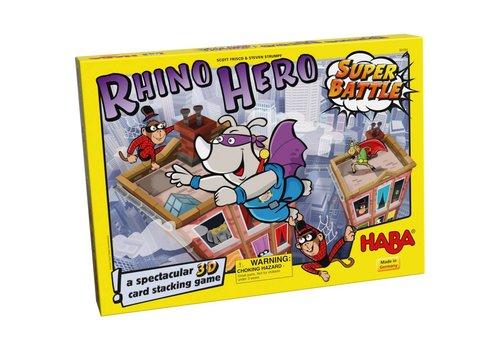 Rhino Héro super battle