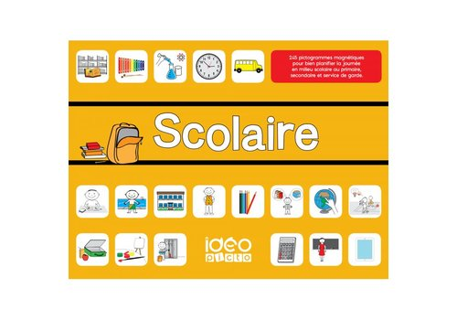 IdeoPicto IdeoPicto ensemble scolaire