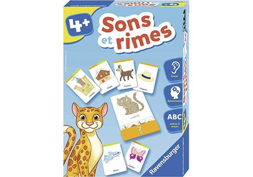 Ravensburger Sons & rimes