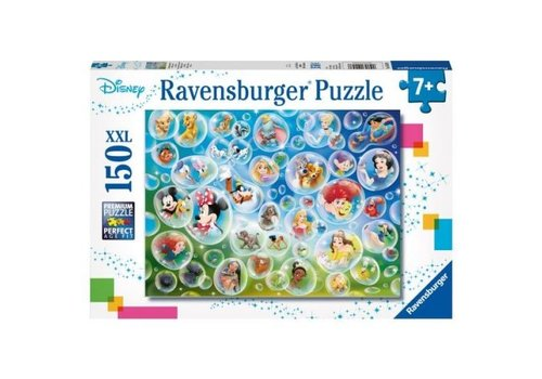 Ravensburger Bulles de savon amusantes / Disney 150 pcs