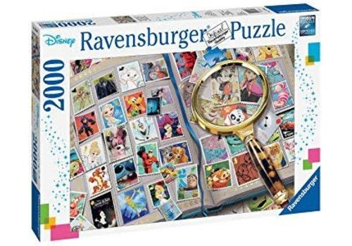 Ravensburger Mes timbres préférés / Disney