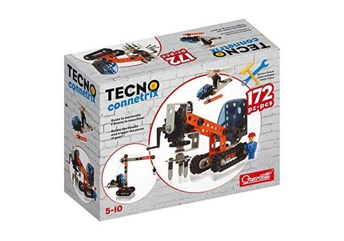 Quercetti Tecno advanced 172 pcs