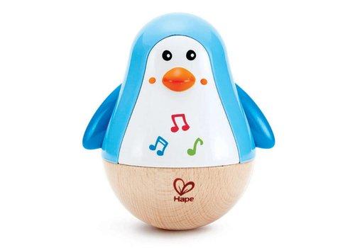 Hape Penguin Musicla Wobbler