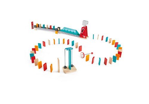 Hape Circuit de dominos: Grand Marteau