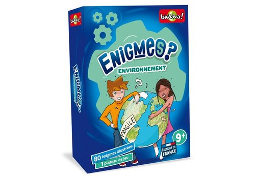 Bioviva Enigmes / Environnement