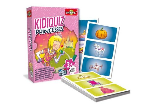 Kidiquiz / Princesses (multi)