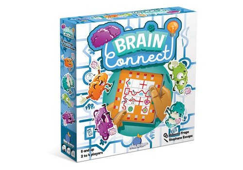 Blue Orange Brain Connect (multi)
