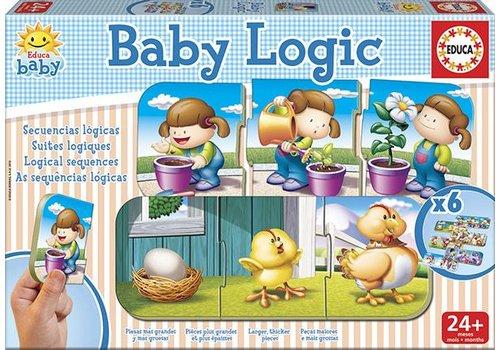 Jeu Baby logique