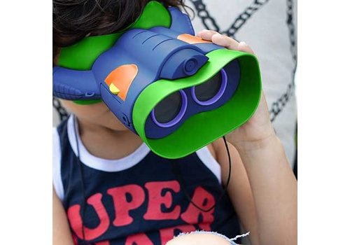 Educational Insight Geosafari Jr. Kidnoculars Extreme
