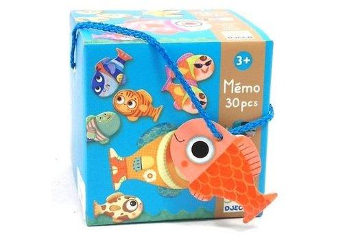 Djeco Memo poisson (Jeu de mémoire)