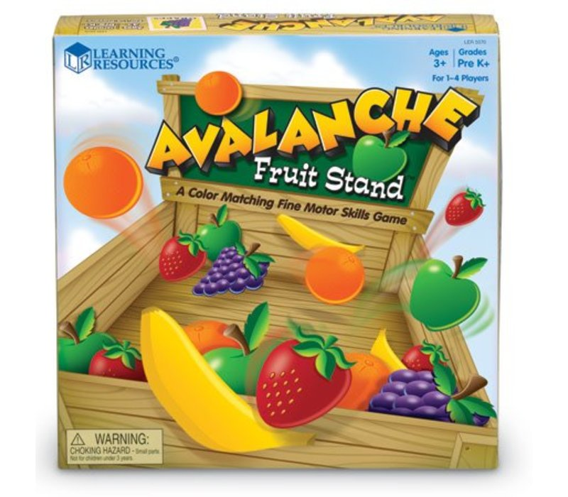 Avalanche Fruit Stand