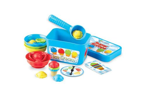 Learning Resources Smart Scoop Math Activity Set