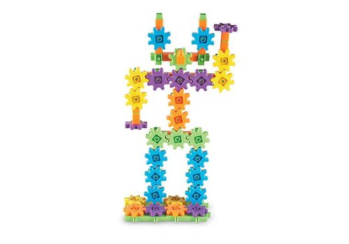 Learning Resources Gears ! Gears ! Gears ! 150 piece super building set
