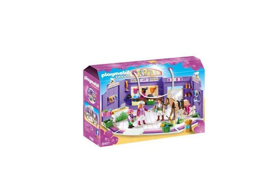 Playmobil Boutique d'equitation
