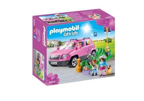 Playmobil Voiture familiale