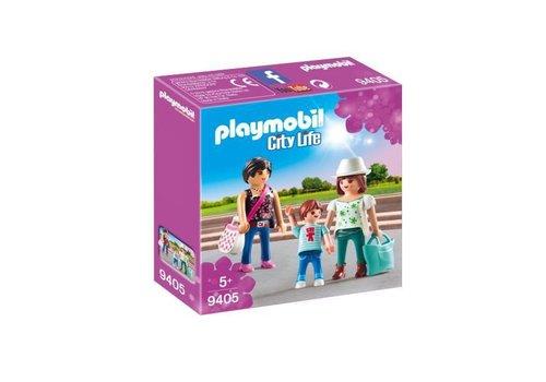 Playmobil Femmes avec enfants