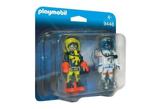 Playmobil Astronautes