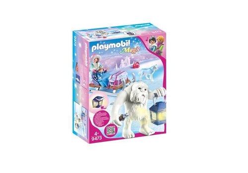 Playmobil Yeti avec traineau