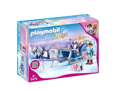 Playmobil Couple royal et caleche
